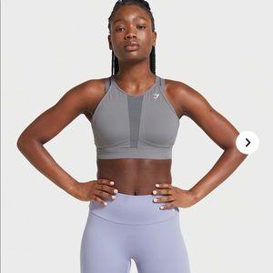 Gymshark Mesh Neckline Training Sportsbra